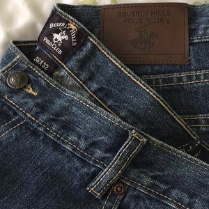 Beverly Hills Polo Club blue Men's Jeans